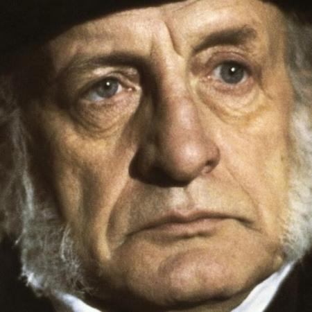 ebenezer scrooge from the film a christmas carol